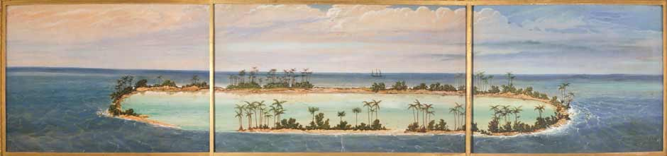Pacific atoll